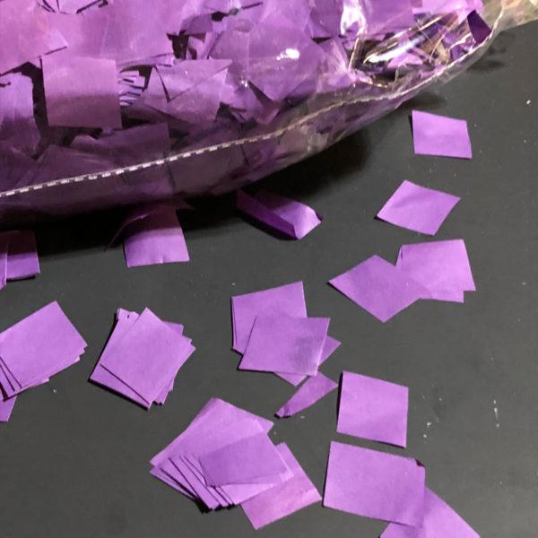 Wonderfall XL Purple Confetti