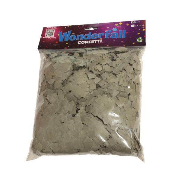 Wonderfall JR Gray Confetti
