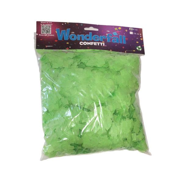 Wonderfall JR Green Confetti