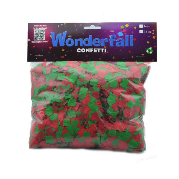 Wonderfall JR Christmas Confetti Mix