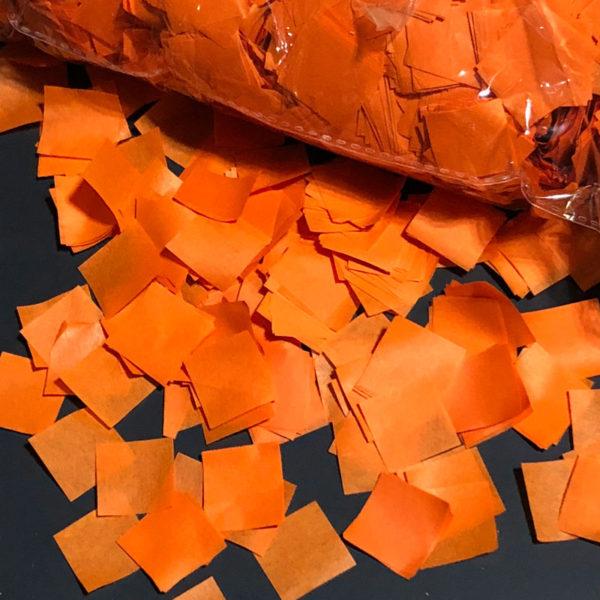 Wonderfall XL Orange Confetti