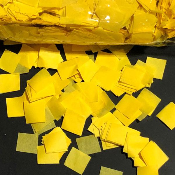 Wonderfall XL Yellow Confetti